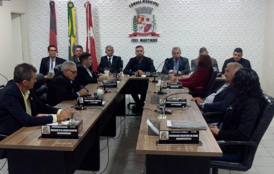 1ª REUNIÃO ORDINÁRIA DO PRIMEIRO PERÍODO ORDINÁRIO DE 2020