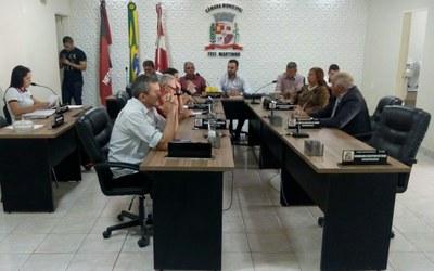 Reunião Extraordinária 20-01-2020